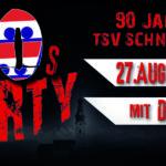 90's Party - TSV Schnaitsee