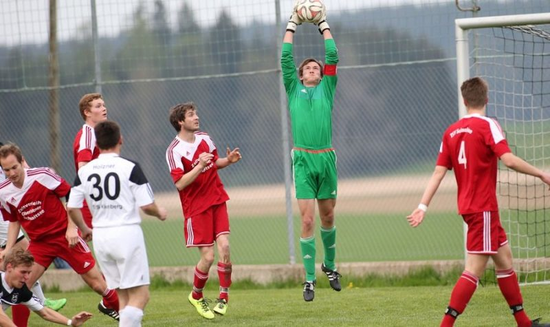 Rückrundenspiel gegen TuS Kienberg (2:2); Photo by: Buchholz